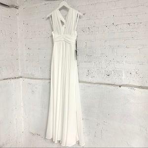 NEW  Lulu's Maxi Formal Dress XS